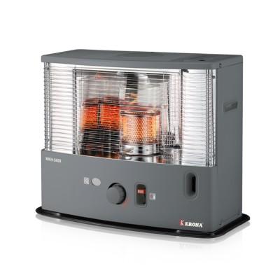 Kerona Kerosene Heater WKH-3450SS Grey