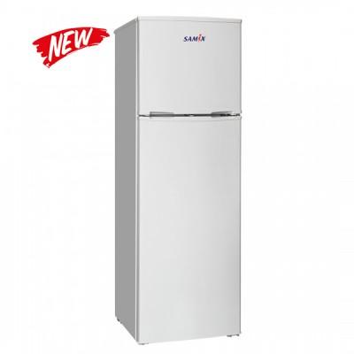 Samix SNK-280 white fridge